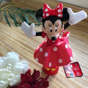 Disney Minnie mouse dancer with lights  NEW